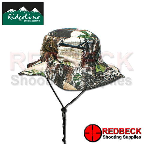 Ridgeline Bush Hat Buffalo Camo