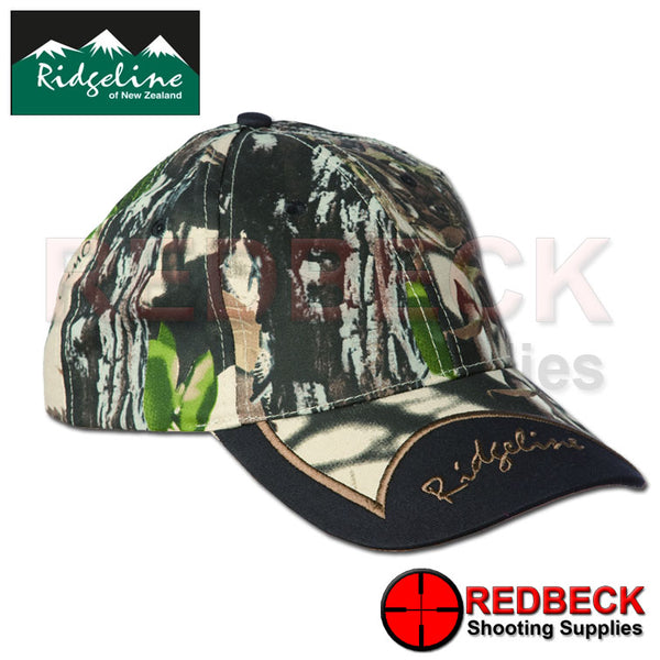 Ridgeline Slash Cap Prey Eyes Camo Baseball Cap