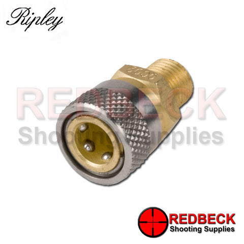 Ripley Quick Coupler Socket Thread