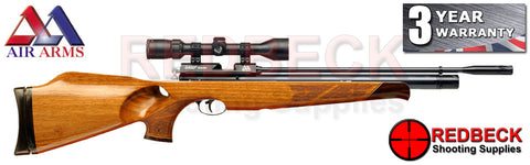 Air Arms S400 Walnut Thumbhole