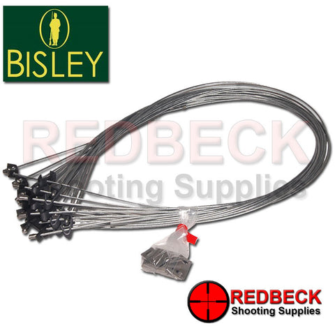 Bisley Fox Snares Pack of 1o