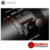 Hawke Sidewinder 4-16×50 SR Pro 2 Reticle Scope System H5