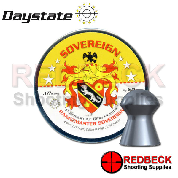 Daystate Sovereign Pellets .177