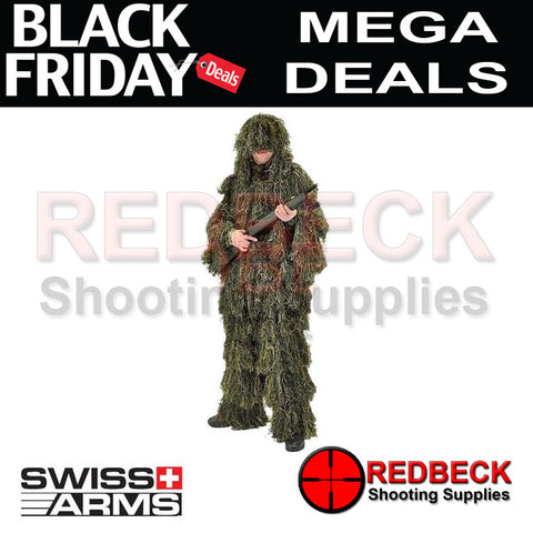 Swiss Arms Ghillie Suit