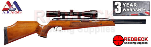 Air Arms TX200 Beech Hunter Carbine