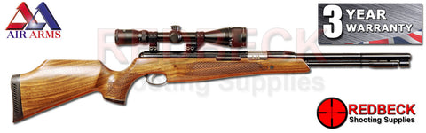 Air Arms Walnut TX200 Hunter Carbine