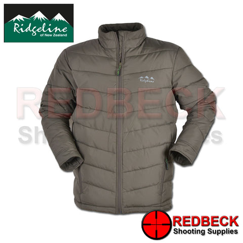 Tempest Padded Jacket Earth