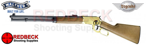 Umarex legends Cowboy Lever Action Gold .177 BB Airrifle