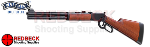 WALTHER WINCHESTER .177 LEVER ACTION AIR RIFLE BLACK