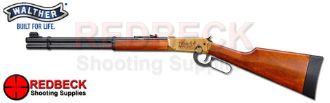 Walther Winchester Lever Action Wells Fargo Air Rifle in Gold