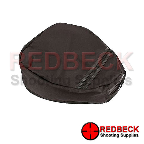 Field Target Bean Bag Seat Black