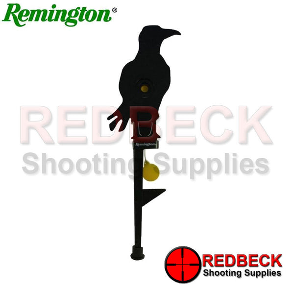 Remington Knockdown and Auto Reset Target - Crow