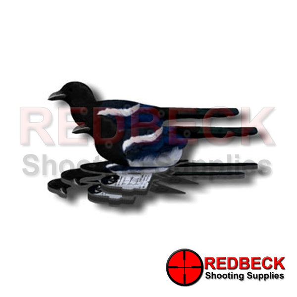 NRA European Magpie Fold Up Decoy (FUD 6 Pack)