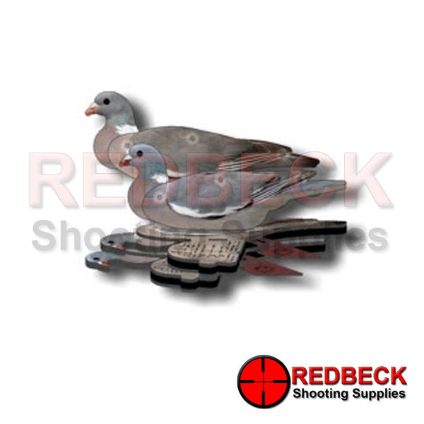 NRA Wood Pigeon Fold Up Decoy (FUD 6 Pack)