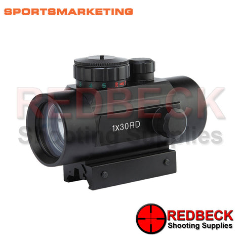 SMK Milbro 1X30 RED DOT