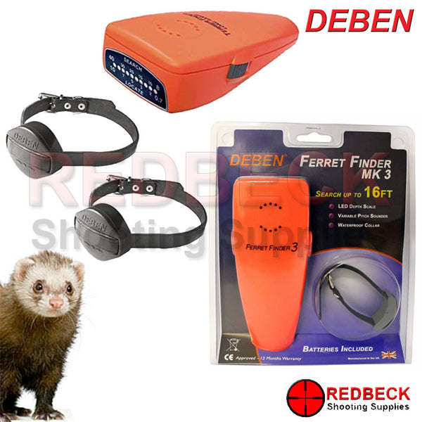 Ferret Finder MK3M (2 Collars) Latest Model