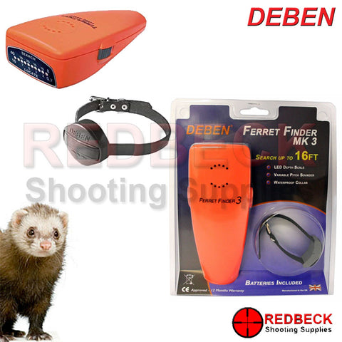 Ferret Finder MK3 Set Latest Model