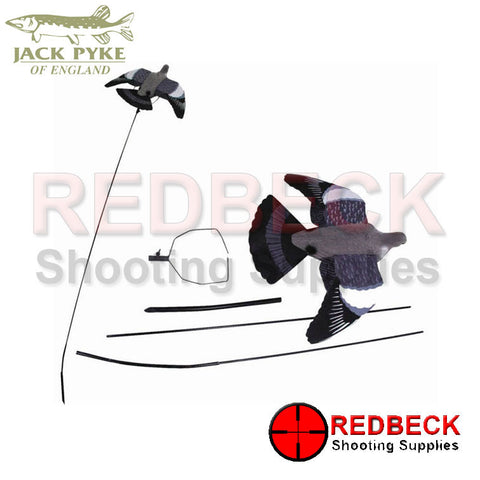 Jack Pyke Flying Pigeon Decoy Set