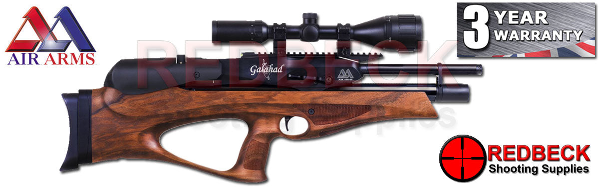 Air Arms Galahad R Walnut Regulated