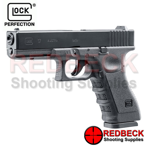 Glock 17 Air Pistol .177 pellet and 4.5mm BB