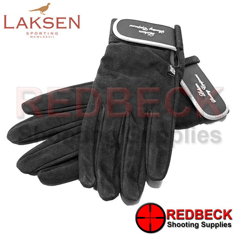 Laksen Shooting Gloves Climatec Black