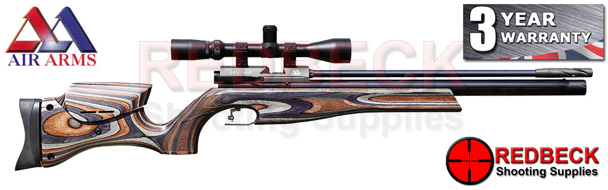 Air Arms HFT 500 air rifle