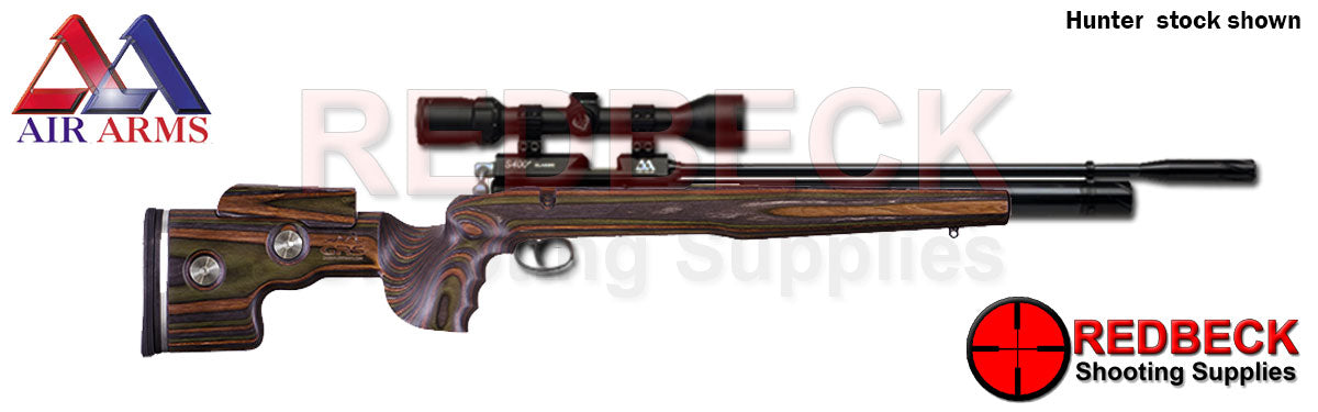 Hunter GRS PCP Sporter Adjustable Stock