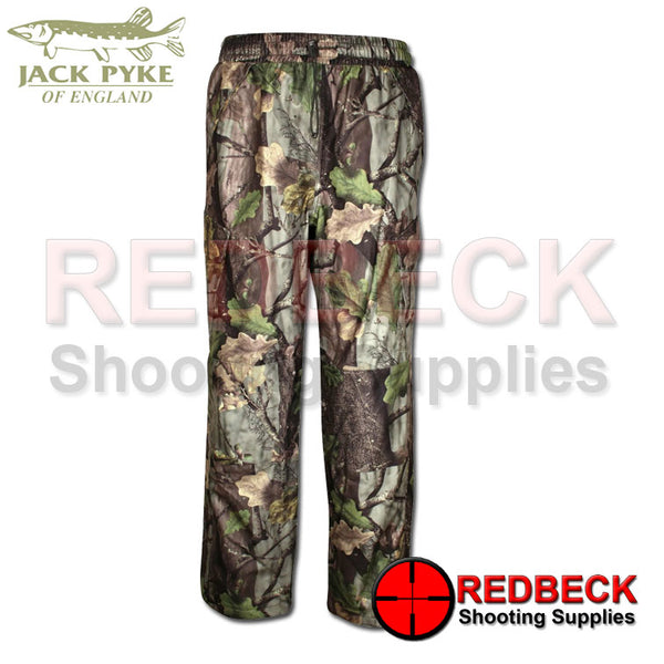 Jack Pyke Hunters Trousers in Evolution Camo