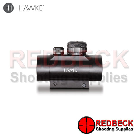Hawke Red Dot 1x30 9-11mm Weaver Rail