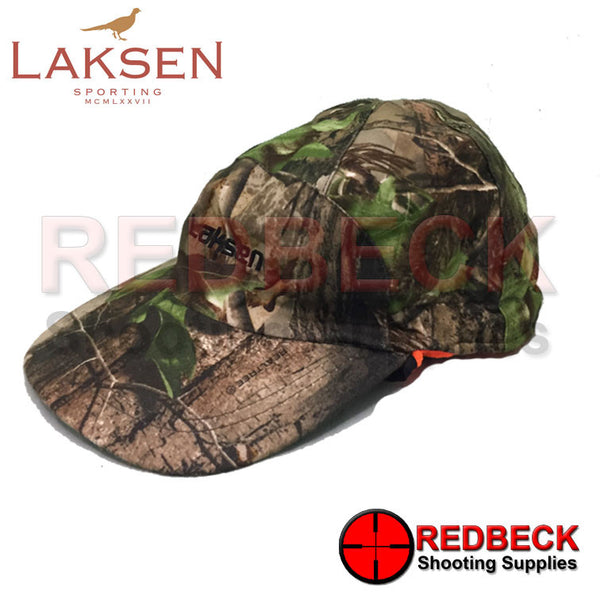 Laksen Waterproof Camo Hat