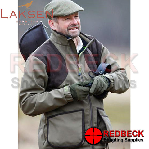 Laksen Clay Gents Shooting Jacket