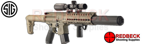 Sig Sauer MCX FDE Scope