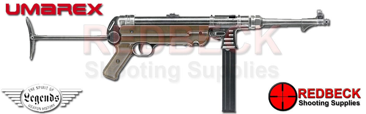 Legends MP40 German Legacy Edition