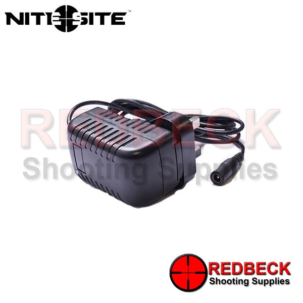 NiteSite Scope Battery Charger for 1.5 and 2Ah Batteries