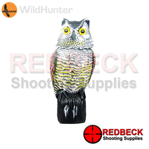 WilHunter Owl Decoy