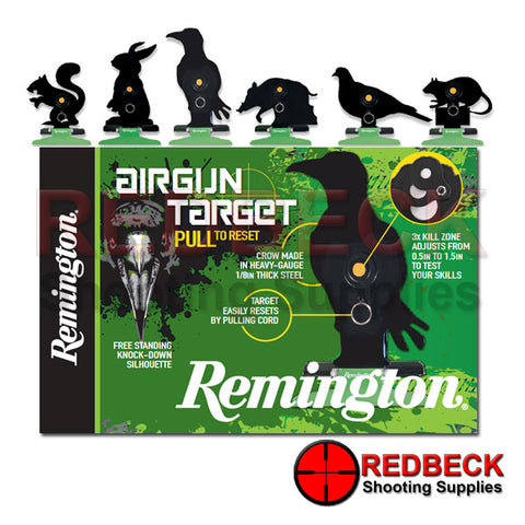 Remington Knockdown Pull To Reset Target
