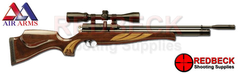 Air Arms S410 Superlite Delux