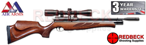 Air Arms S410 Superlite Traditional air rifle