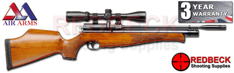 Air Arms S510 Beech air rifle