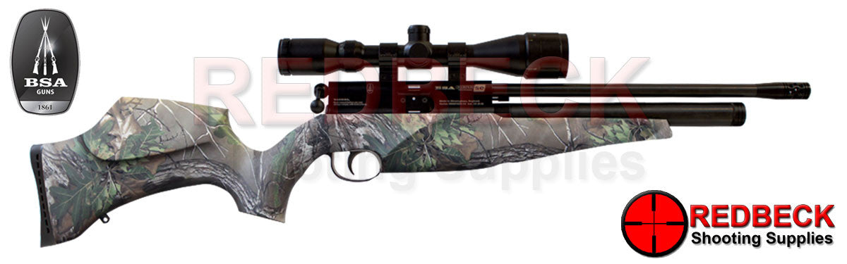 BSA Scorpion SE Realtree xtra Camo