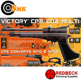 SMK Victory CP2 Air Pistol Box