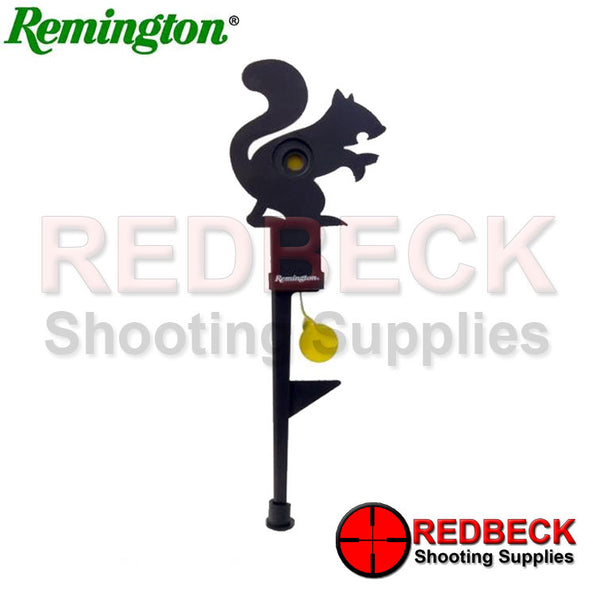 Remington Knockdown and Auto Reset Target - Squirrel