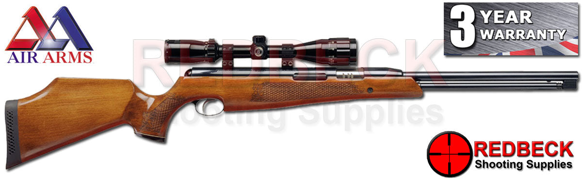 Air Arms TX200 Beech Full Length air rifle