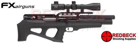 FX Wildcat MK2 Synthetic air rifle