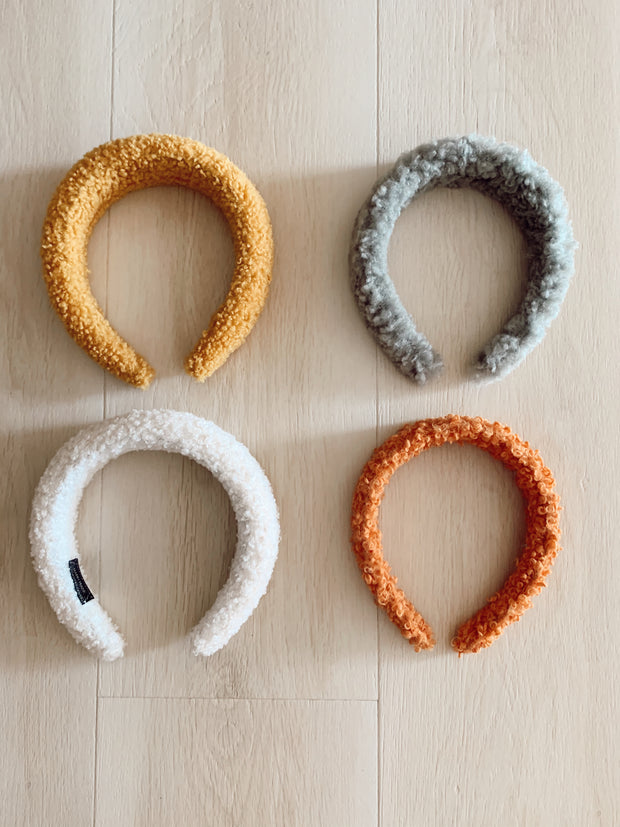 Wool Headbands