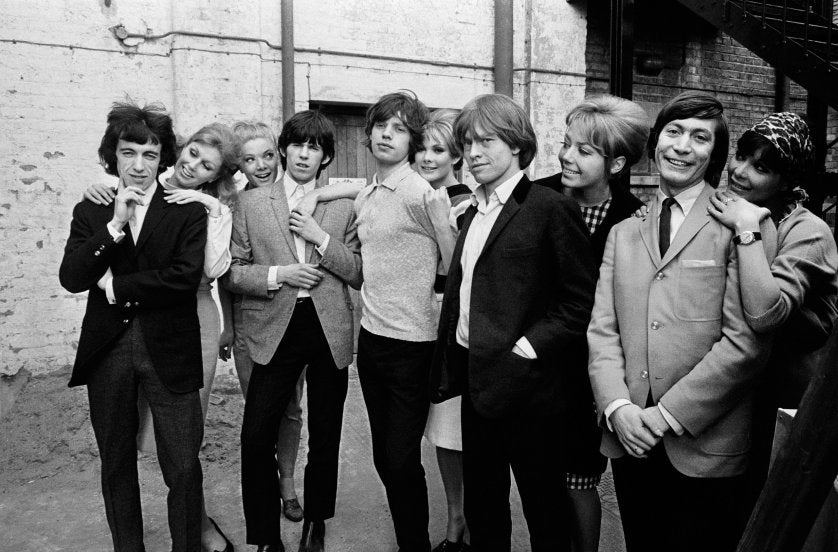 The Rolling Stones - the epitome of British Fashion