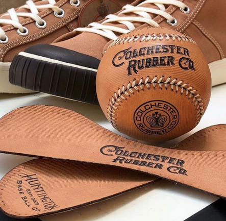 Colchester rubber shoes