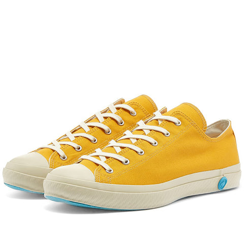 Shoes Like Pottery 01JP Mustard Canvas Sneakers