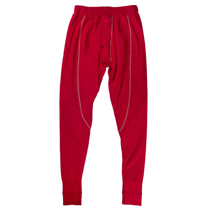 Unisex Longjohns in Chilli