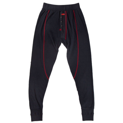Unisex Longjohns in Midnight
